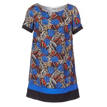 vaatteet Naiset Lyhyt mekko Molly Bracken JUNCE Blue