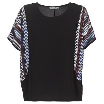 vaatteet Naiset Topit / Puserot Molly Bracken VEVE Black