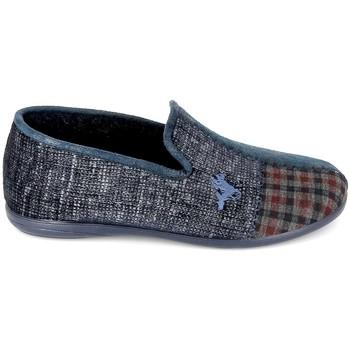 kengät Miehet Tossut Boissy Pantoufle JH56257 Marine Sininen