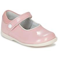 kengät Tytöt Balleriinat Start Rite NANCY Vaaleanpunainen