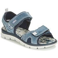 kengät Pojat Sandaalit ja avokkaat Primigi RAPASTIC Blue