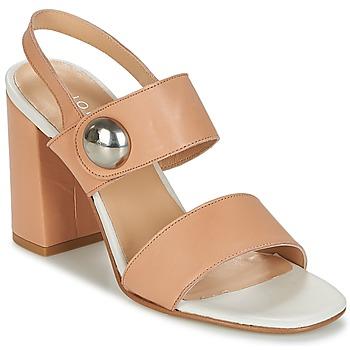 kengät Naiset Sandaalit ja avokkaat Jonak DERIKA Nude