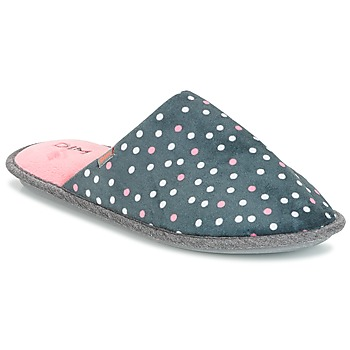 kengät Naiset Tossut DIM D BECKY Black
