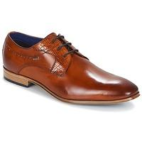kengät Miehet Derby-kengät Bugatti  Cognac