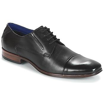 kengät Miehet Derby-kengät Bugatti  Black