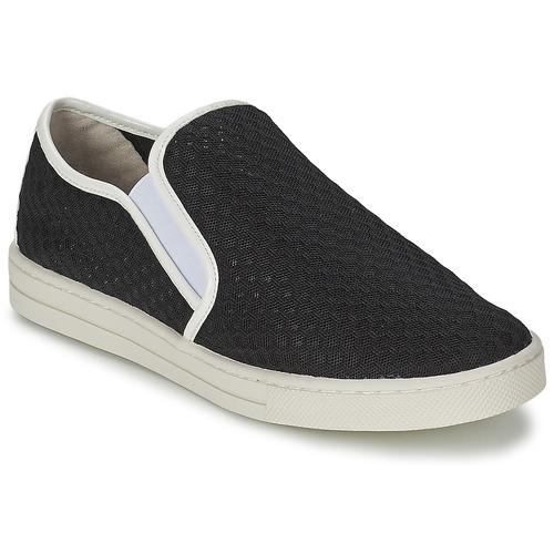 kengät Naiset Tennarit Mellow Yellow SAJOGING Black