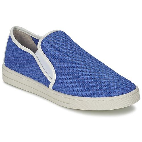 kengät Naiset Tennarit Mellow Yellow SAJOGING Blue