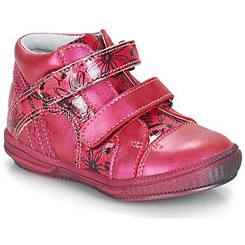 kengät Bootsit GBB ROXANE Vadelma-kuvioitu / Dpf