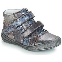 kengät Tytöt Bootsit GBB ROXANE Grey / Blue