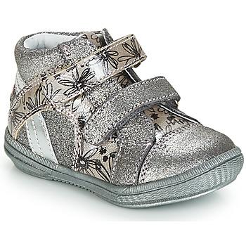 kengät Bootsit GBB ROXANE Grey / Hopea-kuvioitu / Dpf