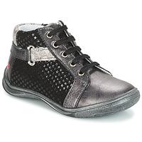 kengät Tytöt Bootsit GBB RICHARDINE Grey / Black