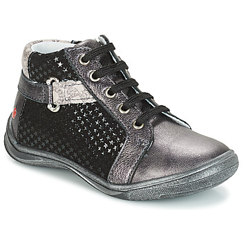kengät Tytöt Bootsit GBB RICHARDINE Harmaa / Musta