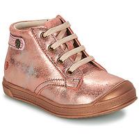 kengät Tytöt Bootsit GBB REGINE Pink
