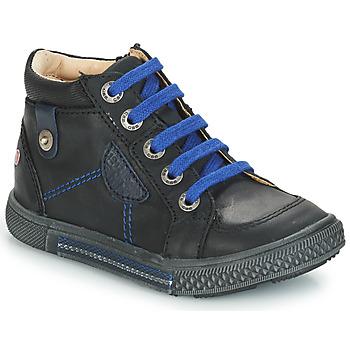 kengät Pojat Saappaat GBB RAYMOND Black / Dpf