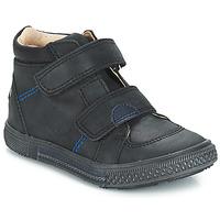 kengät Pojat Bootsit GBB ROBERT Black