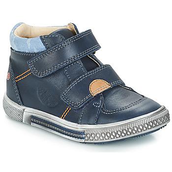 kengät Pojat Bootsit GBB ROBERT Blue