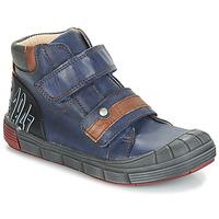 kengät Pojat Bootsit GBB REMI Laivastonsininen / Dpf / 2831