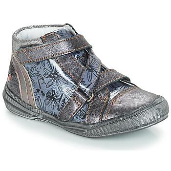 kengät Tytöt Bootsit GBB RADEGONDE Harmaa / Sininen