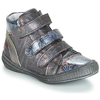 kengät Tytöt Bootsit GBB RAFAELE Blue / Grey