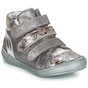 kengät Tytöt Bootsit GBB RAFAELE Silver
