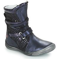 kengät Tytöt Saappaat GBB ROSANA Blue