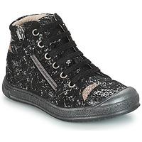 kengät Tytöt Bootsit GBB DESTINY Musta-kultainen / Dpf / Edit