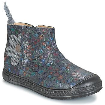 kengät Tytöt Bootsit GBB ROMANE Grey