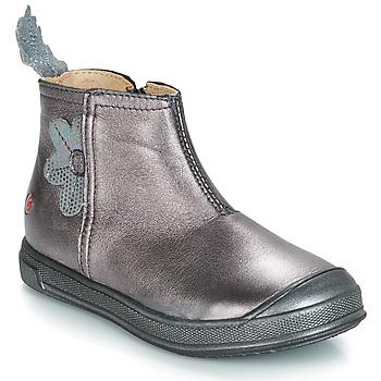 kengät Tytöt Bootsit GBB ROMANE Violet
