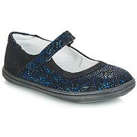 kengät Tytöt Balleriinat GBB PLACIDA Blue / Black