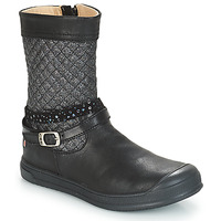 kengät Tytöt Saappaat GBB ROLANDE Black