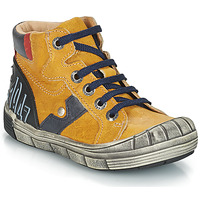 kengät Pojat Bootsit GBB RENZO Yellow
