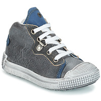 kengät Pojat Korkeavartiset tennarit GBB RONALD Grey