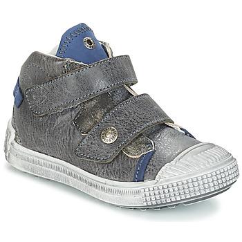 kengät Pojat Korkeavartiset tennarit GBB ROMULUS Grey