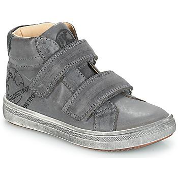 kengät Pojat Bootsit GBB NAZAIRE Grey