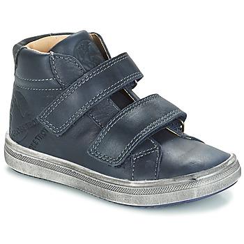 kengät Pojat Bootsit GBB NAZAIRE Laivastonsininen / Dpf / 2835