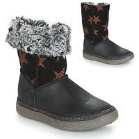 kengät Tytöt Saappaat GBB DUBROVNIK Black