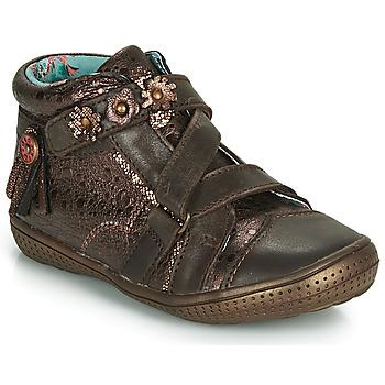 kengät Bootsit Catimini ROQUETTE Ruskea