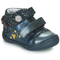 kengät Bootsit Catimini ROSSIGNOL Sininen-pilkullinen / Kulta / Dpf / 2822