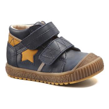kengät Pojat Bootsit Catimini RADIS Sininen-okra / Dpf / Linux