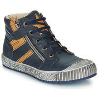 kengät Pojat Bootsit Catimini RAMBOUTAN Blue