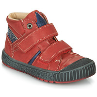 kengät Pojat Bootsit Catimini RAIFORT Red