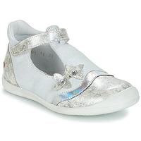 kengät Tytöt Sandaalit ja avokkaat GBB SERENA White