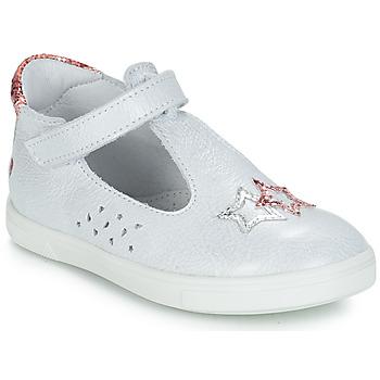 kengät Tytöt Balleriinat GBB SABRINA Valkoinen