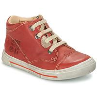 kengät Pojat Bootsit GBB SYLVAIN Red