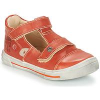 kengät Tytöt Balleriinat GBB STEVE Red
