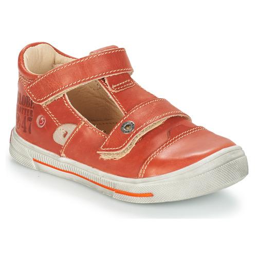 kengät Pojat Sandaalit ja avokkaat GBB STEVE Red
