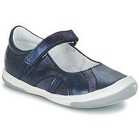 kengät Tytöt Balleriinat GBB SYRINE Blue