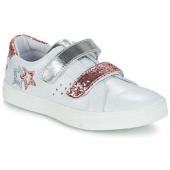 kengät Tytöt Saappaat GBB SANDRA Kiiltävä-vaaleanpunainen / Dpf / Dolby