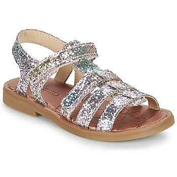 kengät Tytöt Sandaalit ja avokkaat GBB KATAGAMI Pink / Monivärinen / Dpf / 2794