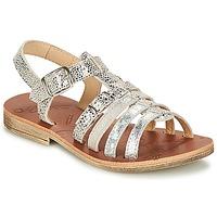 kengät Tytöt Sandaalit ja avokkaat GBB BANGKOK Argenté